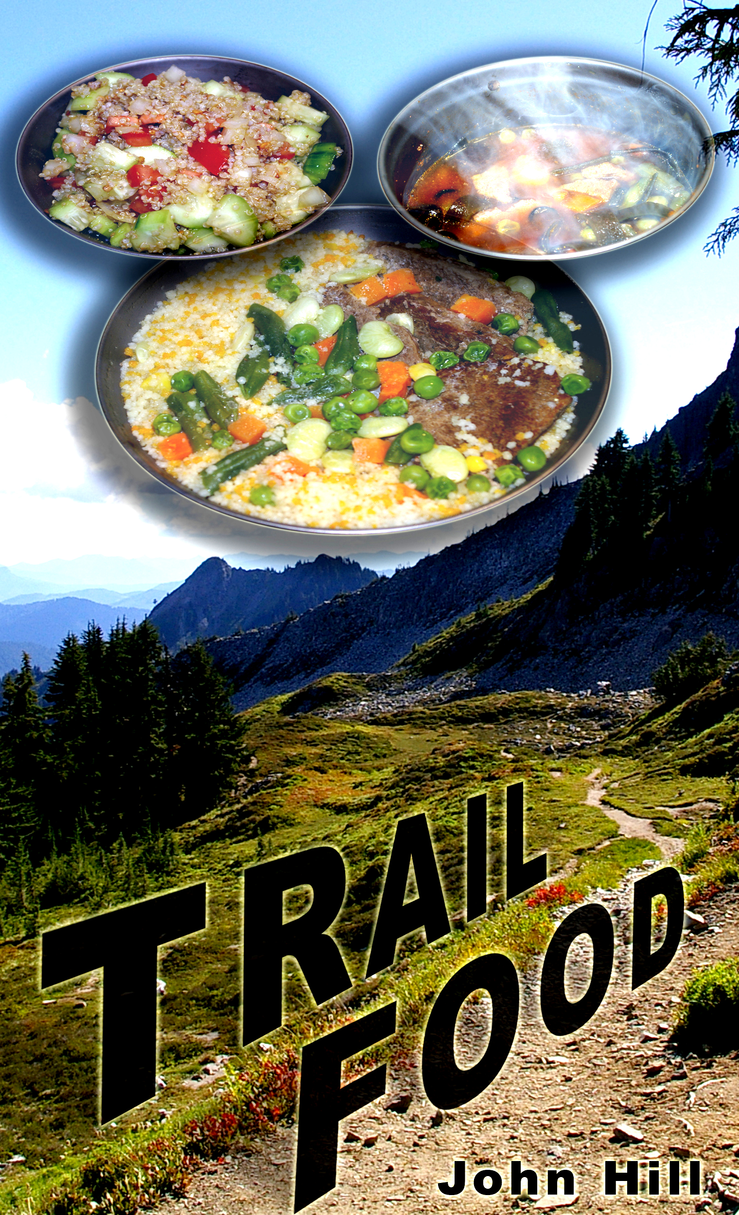 Trail Food Ultra Light Super Nutrition Fast Easy Delicious